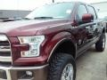 Bronze Fire - F150 King Ranch SuperCrew 4x4 Photo No. 8