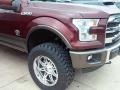 Bronze Fire - F150 King Ranch SuperCrew 4x4 Photo No. 12