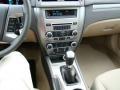 2010 Smokestone Metallic Ford Fusion SE  photo #26