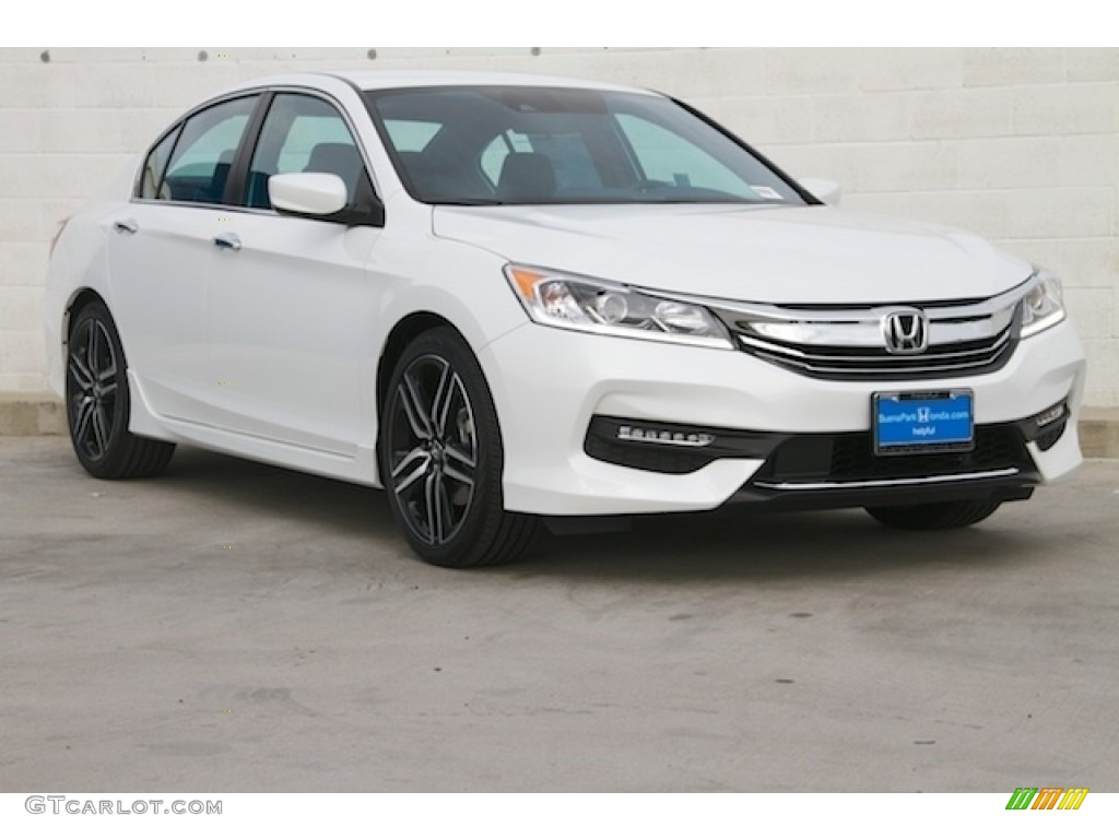 2016 white orchid pearl honda accord sport sedan 113768653 car color galleries. Black Bedroom Furniture Sets. Home Design Ideas