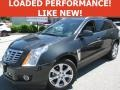 Graphite Metallic 2014 Cadillac SRX Performance