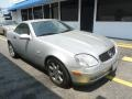 1998 Brilliant Silver Metallic Mercedes-Benz SLK 230 Kompressor Roadster #113803522