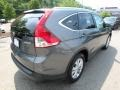 2014 Polished Metal Metallic Honda CR-V EX-L AWD  photo #5