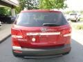 2011 Spicy Red Kia Sorento LX  photo #12
