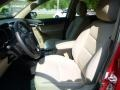 2011 Spicy Red Kia Sorento LX  photo #13