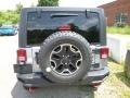 2016 Billet Silver Metallic Jeep Wrangler Unlimited Rubicon Hard Rock 4x4  photo #6
