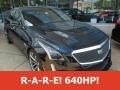 Black Raven 2016 Cadillac CTS CTS-V Sedan