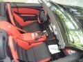 2009 SLR McLaren Roadster 300SL Red Interior