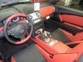 2009 SLR 300SL Red Interior