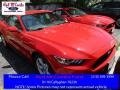 2016 Race Red Ford Mustang V6 Coupe #113859682