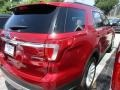 2016 Ruby Red Metallic Tri-Coat Ford Explorer XLT  photo #7