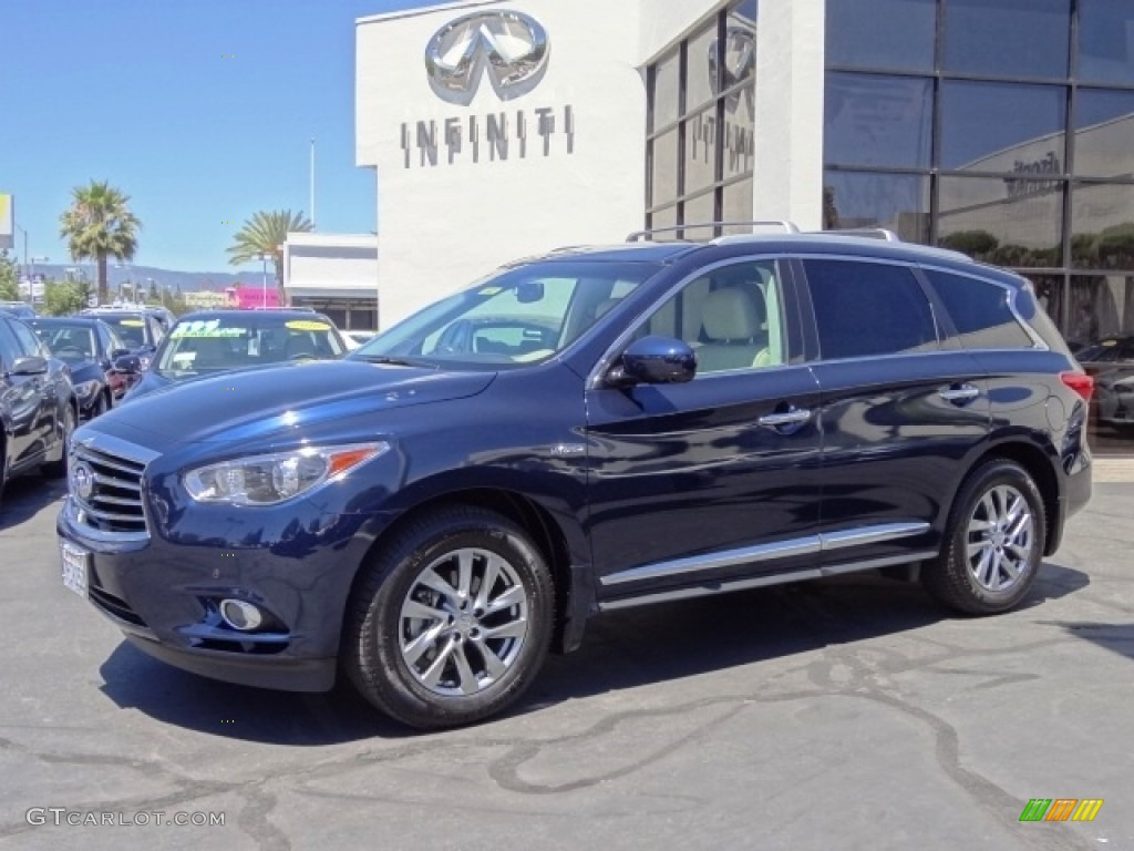 2015 hermosa blue infiniti qx60 hybrid awd 113860156 car color galleries. Black Bedroom Furniture Sets. Home Design Ideas