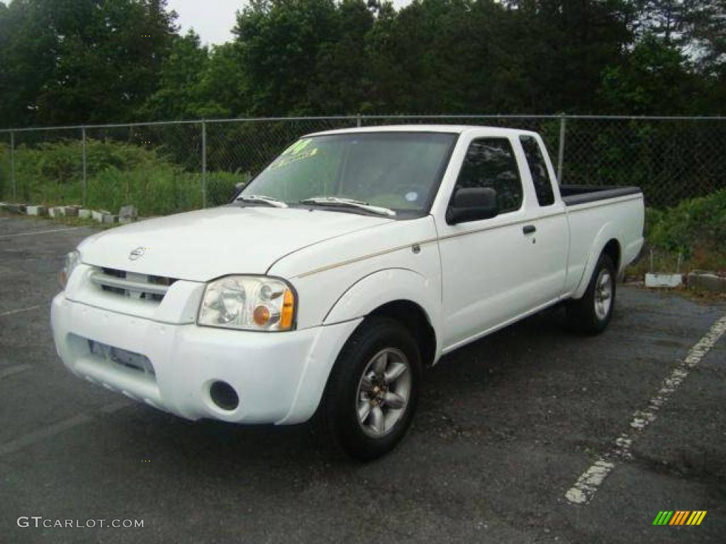 2004 avalanche white nissan frontier xe king cab 11355680 2004 frontier xe king cab avalanche white beige photo 1 vanachro Images