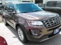 2016 Caribou Metallic Ford Explorer XLT  photo #1