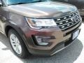 2016 Caribou Metallic Ford Explorer XLT  photo #7