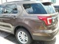 2016 Caribou Metallic Ford Explorer XLT  photo #25