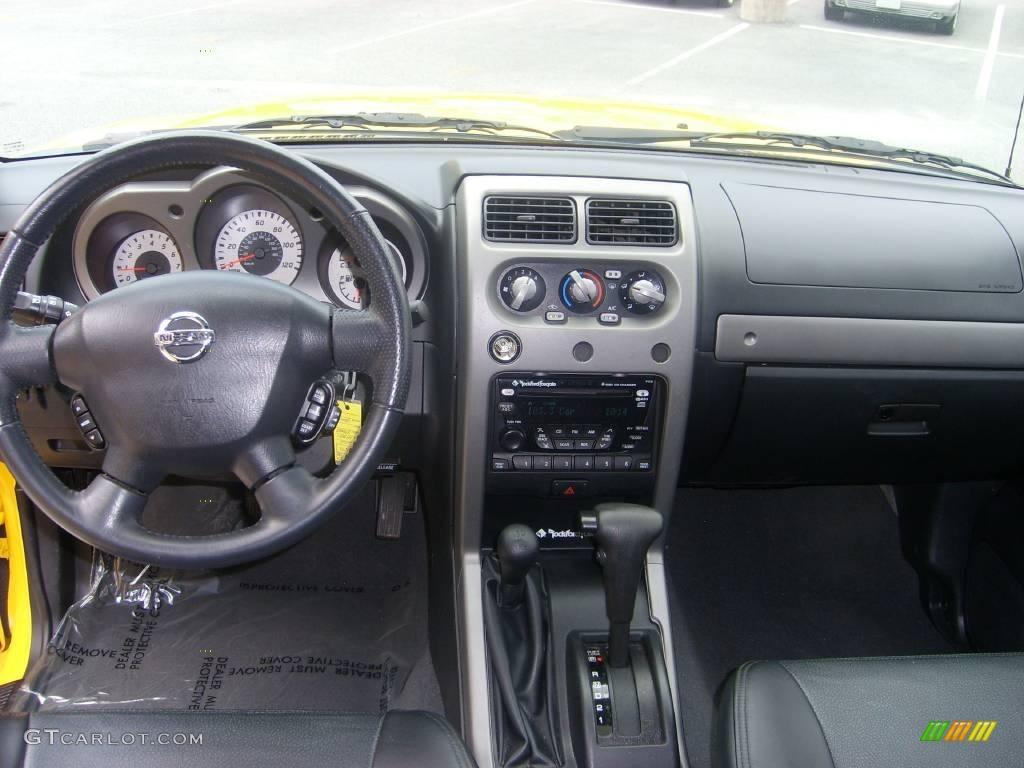2004 Solar Yellow Nissan Xterra Se 4x4  11355653 Photo  9