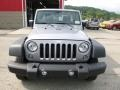 2016 Billet Silver Metallic Jeep Wrangler Unlimited Sport 4x4  photo #12