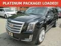 2016 Black Raven Cadillac Escalade ESV Platinum 4WD #113900511
