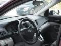 2013 Basque Red Pearl II Honda CR-V LX AWD  photo #11
