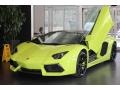 Verde Scandal 2015 Lamborghini Aventador LP 700-4