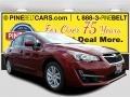 Venetian Red Pearl 2016 Subaru Impreza Gallery