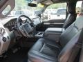 2012 Forest Green Metallic Ford F250 Super Duty Lariat Crew Cab 4x4  photo #22