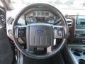 2012 Forest Green Metallic Ford F250 Super Duty Lariat Crew Cab 4x4  photo #23