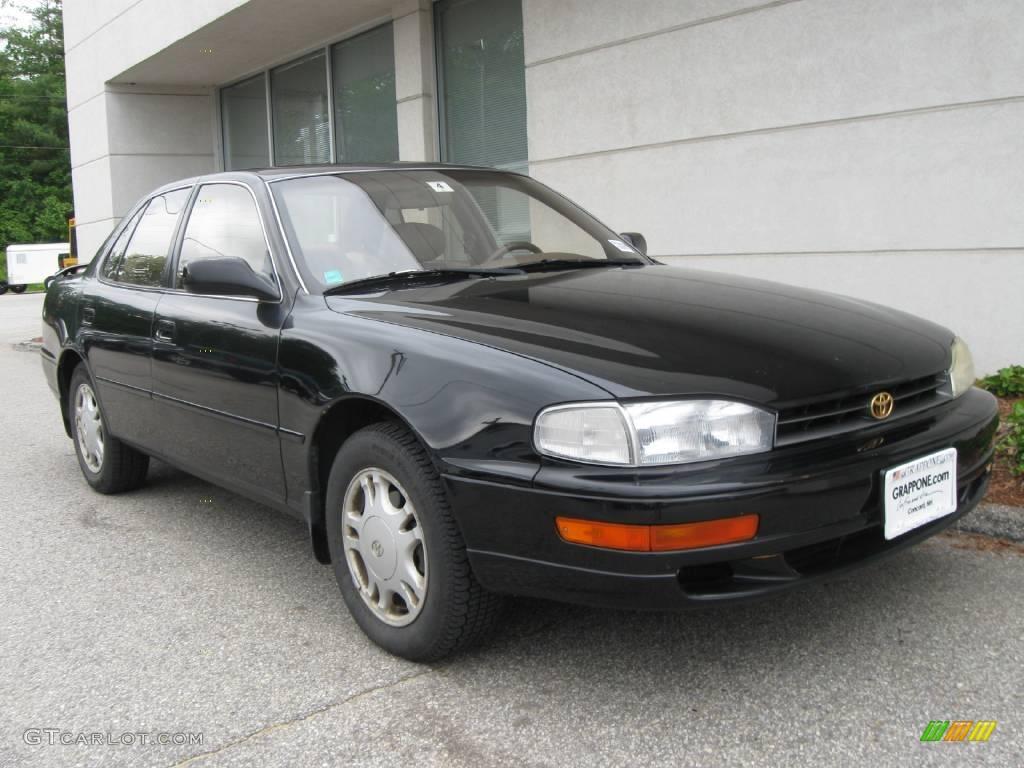 1994 Black Toyota Camry Xle V6 Sedan 11353354 Gtcarlot