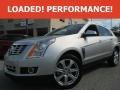 Radiant Silver Metallic 2014 Cadillac SRX Performance