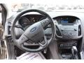 2015 Tectonic Metallic Ford Focus SE Hatchback  photo #27