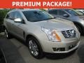 Silver Coast Metallic 2016 Cadillac SRX Premium AWD