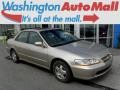 Naples Gold Metallic 2000 Honda Accord EX V6 Sedan