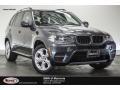 Platinum Gray Metallic 2013 BMW X5 xDrive 35i Premium