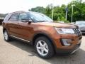 Canyon Ridge 2017 Ford Explorer XLT 4WD Exterior