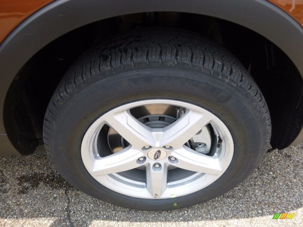 2017 Ford Explorer XLT 4WD Wheel Photo #113962429