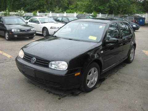 2001 volkswagen golf gls 1 8t 4 door data info and specs. Black Bedroom Furniture Sets. Home Design Ideas