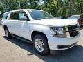 Summit White 2016 Chevrolet Suburban LS