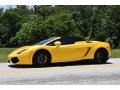 Giallo Midas Pearl Effect - Gallardo LP 550-2 Spyder Photo No. 1