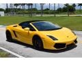 Giallo Midas Pearl Effect - Gallardo LP 550-2 Spyder Photo No. 4