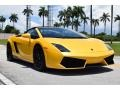 Giallo Midas Pearl Effect - Gallardo LP 550-2 Spyder Photo No. 5