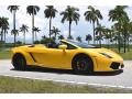 Giallo Midas Pearl Effect - Gallardo LP 550-2 Spyder Photo No. 9