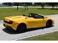 Giallo Midas Pearl Effect - Gallardo LP 550-2 Spyder Photo No. 11