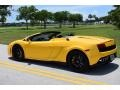 Giallo Midas Pearl Effect - Gallardo LP 550-2 Spyder Photo No. 17