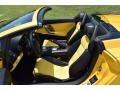 2013 Gallardo LP 550-2 Spyder Nero Perseus Interior