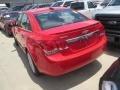 2016 Red Hot Chevrolet Cruze Limited LTZ  photo #10