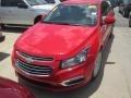 2016 Red Hot Chevrolet Cruze Limited LTZ  photo #16