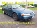 Tropic Teal Metallic 2003 Oldsmobile Alero GL Sedan