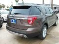 2016 Caribou Metallic Ford Explorer XLT  photo #11