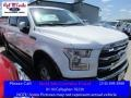 Oxford White 2016 Ford F150 King Ranch SuperCrew 4x4